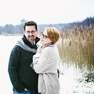 Anja & Daniel Mangatter - Brautstyling & Hochzeitsfotografie