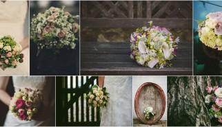 Die schönsten Brautsträusse des Jahres 2014